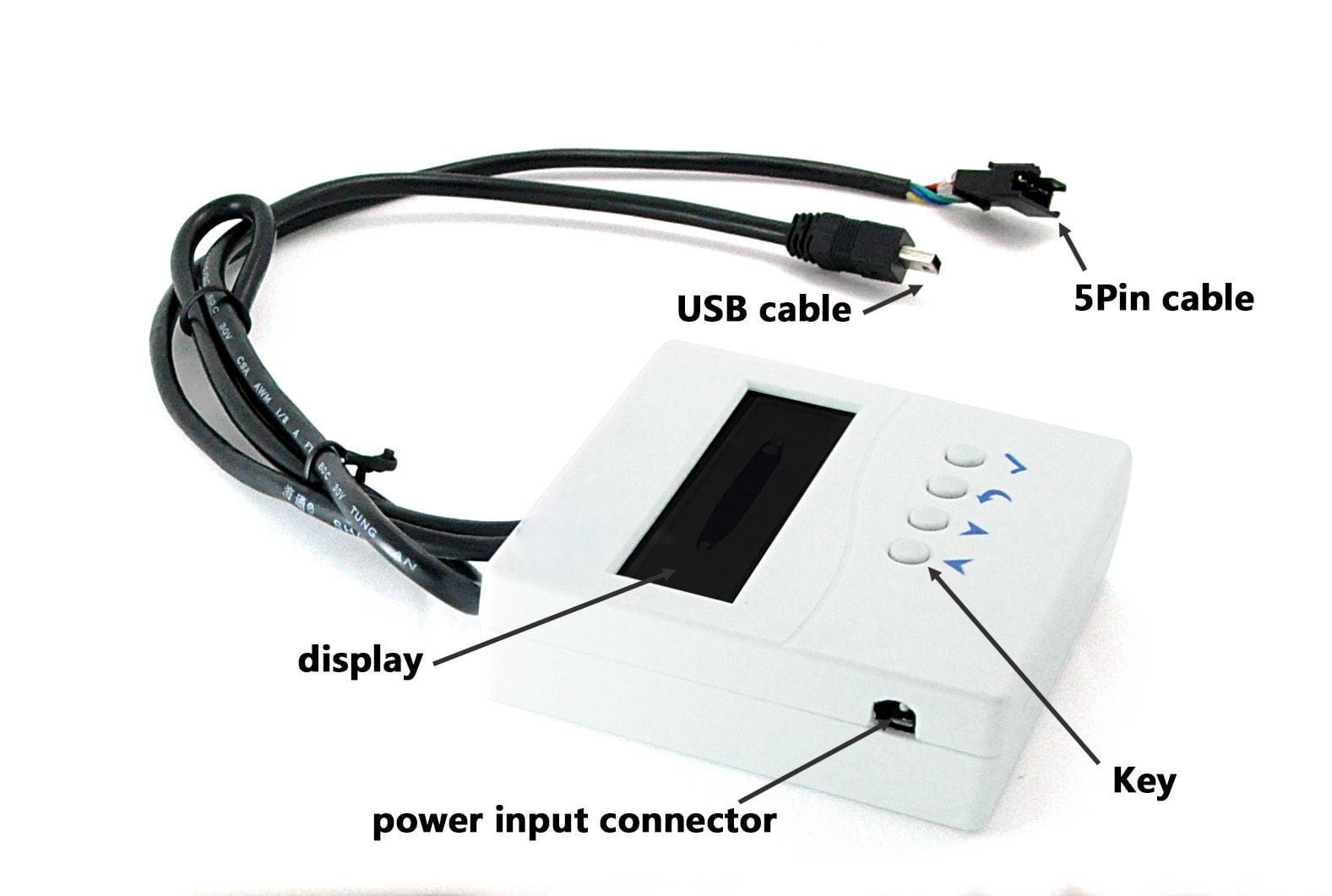 Configurador para DCM-01