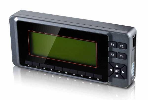 Painel LCD para TrackSat-4
