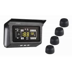 TPMS-3 Monitor de Pneus para caminhões e ônibus